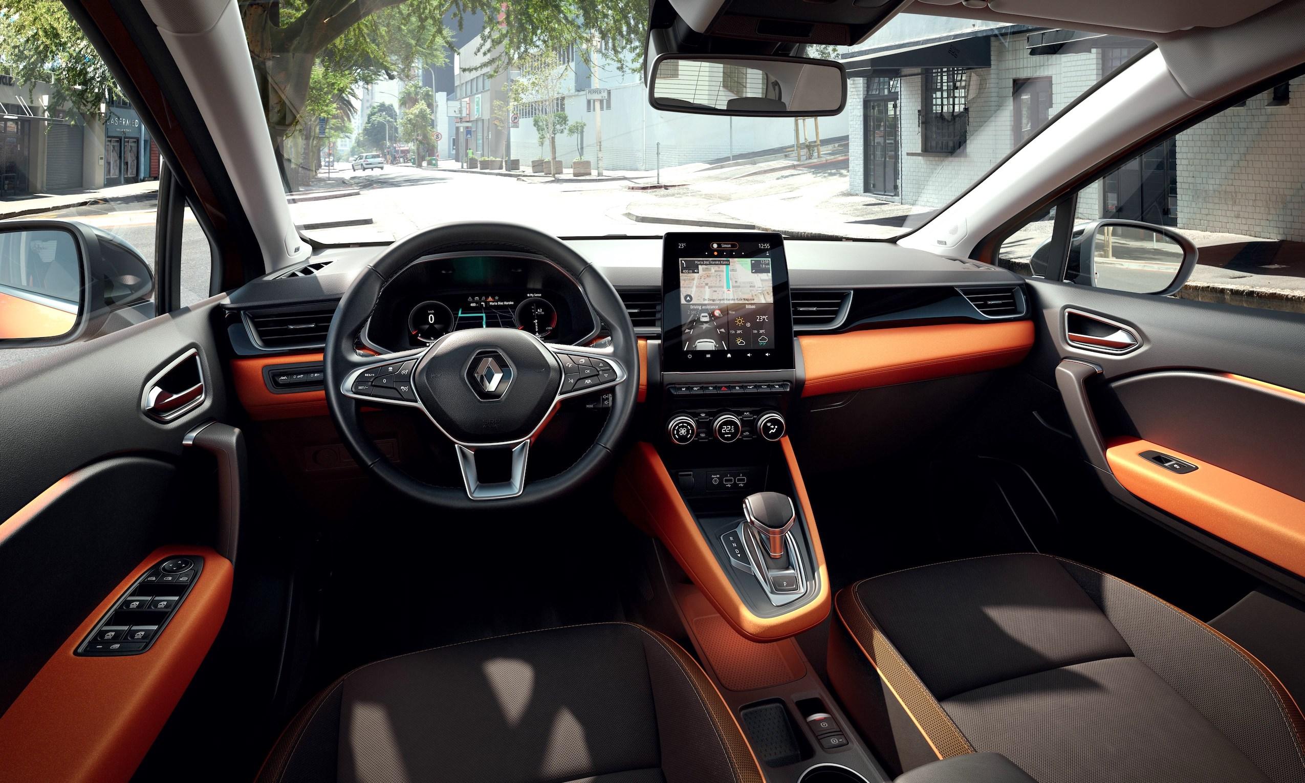 El interior de este SUV está francamente conseguido. Es cómodo y la vida a bordo se disfruta.