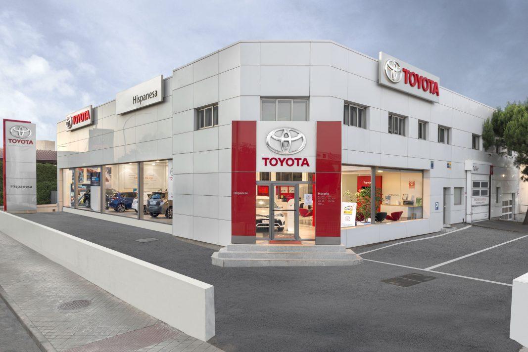 Toyota lanza el renting Kinto One y Flex para particulares