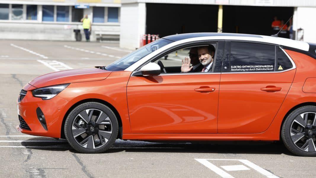 PSA fabricó 470.000 vehículos en Zaragoza el año pasado, un 5% más