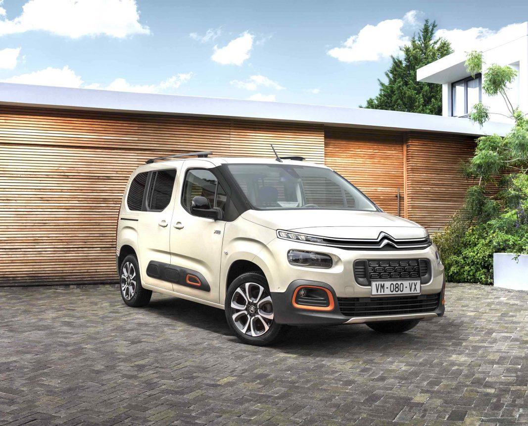 A Citroën le salen las cuentas: un 18% más en empresas en 2019