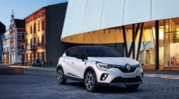 El Renault Captur E-TECH Plug-In es un SUV híbrido enchufable.