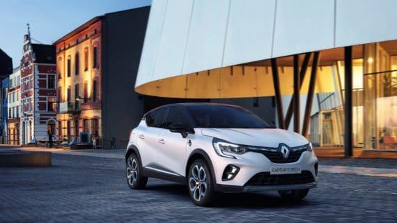 Renault inicia la producción de su primer híbrido enchufable en Valladolid