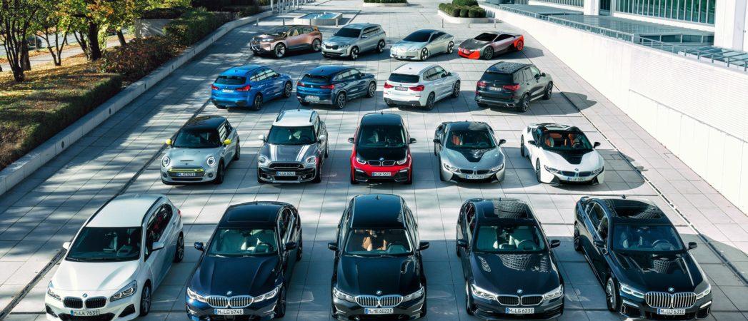 Flota de BMW