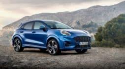 Ford muestra el SUV Puma y tendrá una versión híbrida