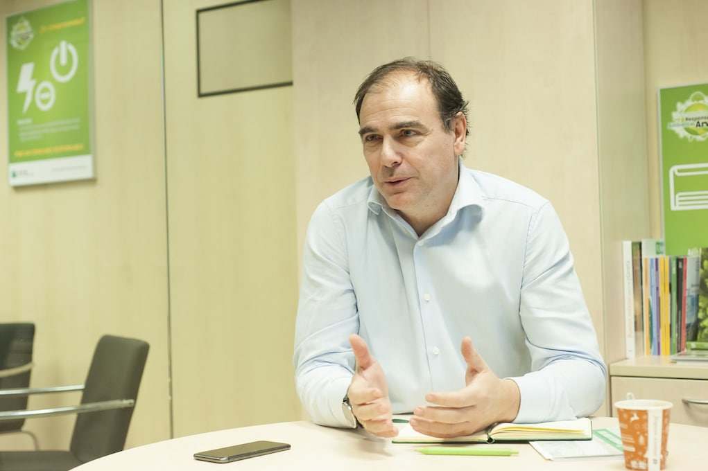 Manuel Orejas es director de Desarrollo de Negocio de Arval. FOTOGRAFÍA: FERNANDO ARÚS @FLEET PEOPLE