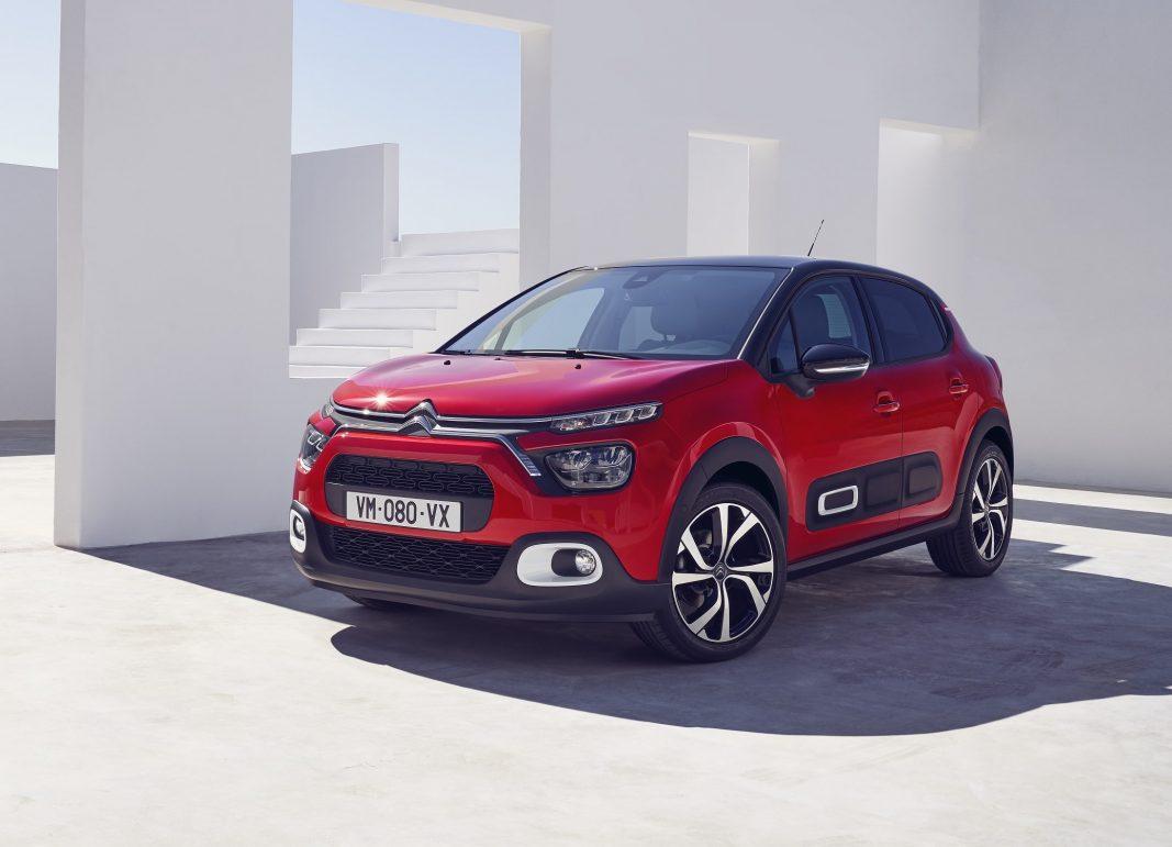 El Citroën C3 estrena frontal y nueva tecnología
