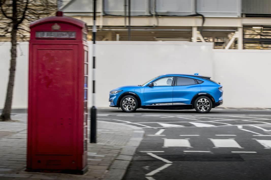 Las ventas de Ford rebasan el medio millón en Europa