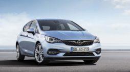El nuevo Opel Astra 2020