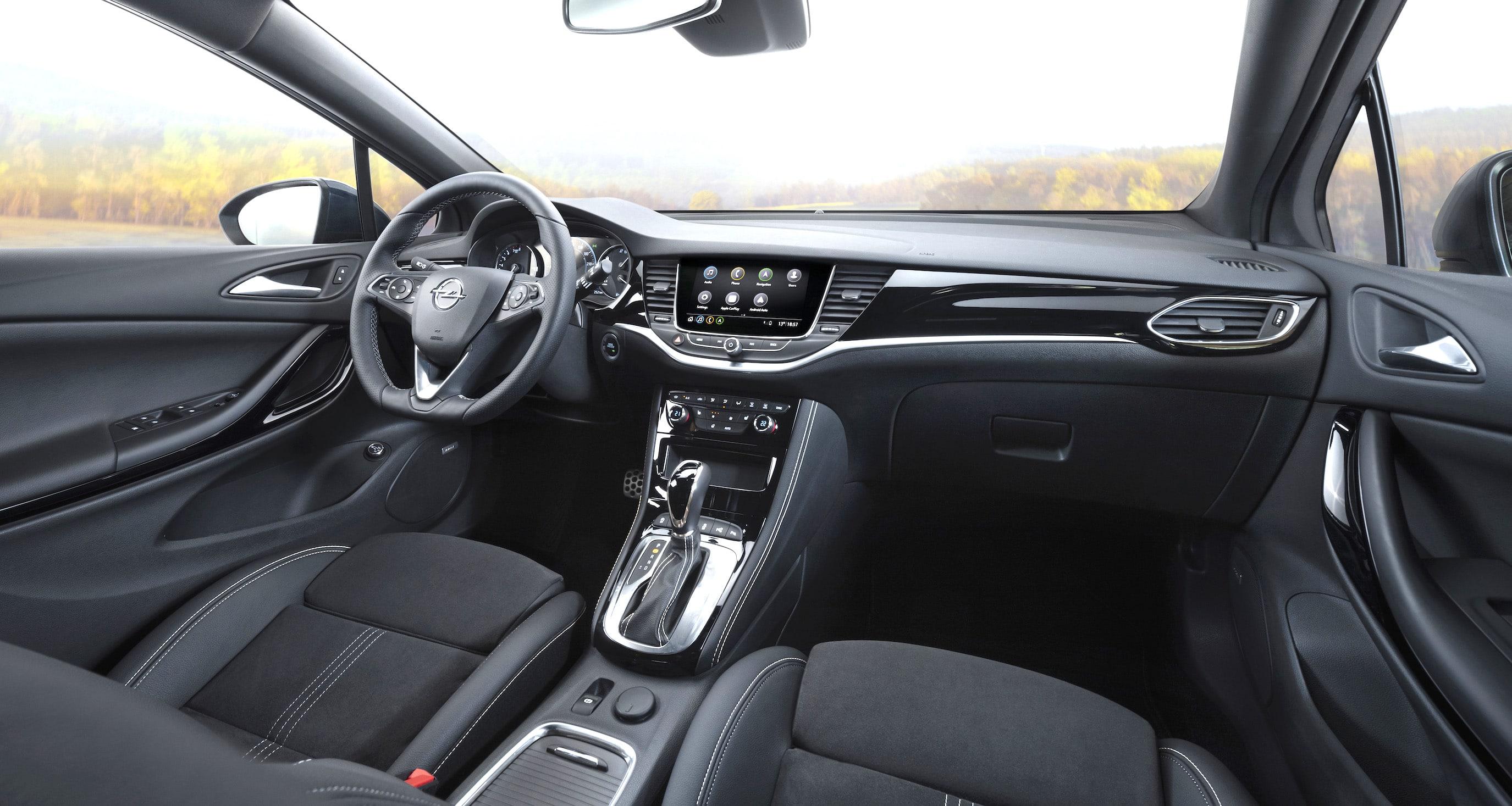El nuevo Opel Astra 2020.