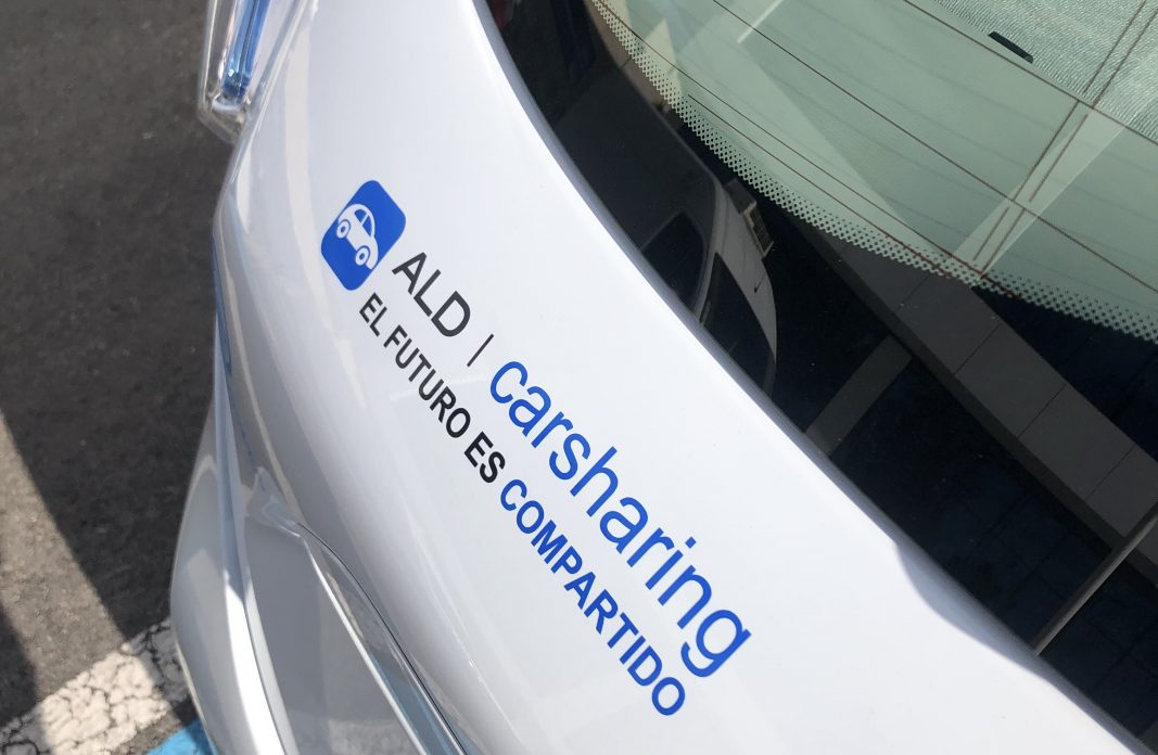 ALD democratiza el vehículo compartido: turno de las empresas