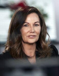 Avril Palmer-Baunack es la primera ejecutiva de Northgate. NORTHGATE