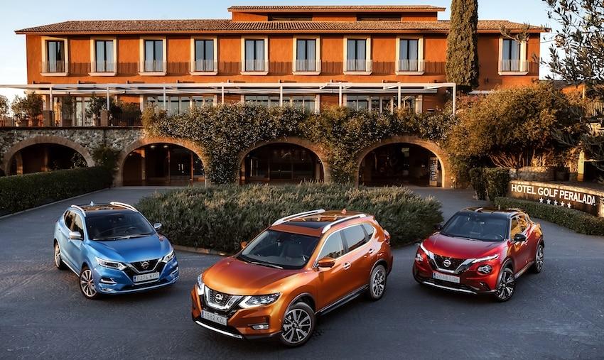 Nissan renueva la gama SUV para conservar su liderato en flotas