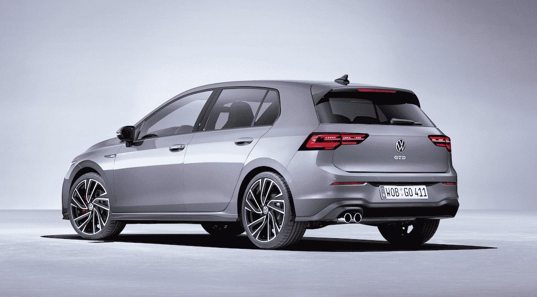 Volkswagen presenta el Golf diésel, híbrido y GTI