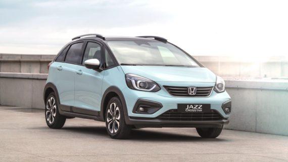 Honda enseña el nuevo Jazz, y contará con opción híbrida