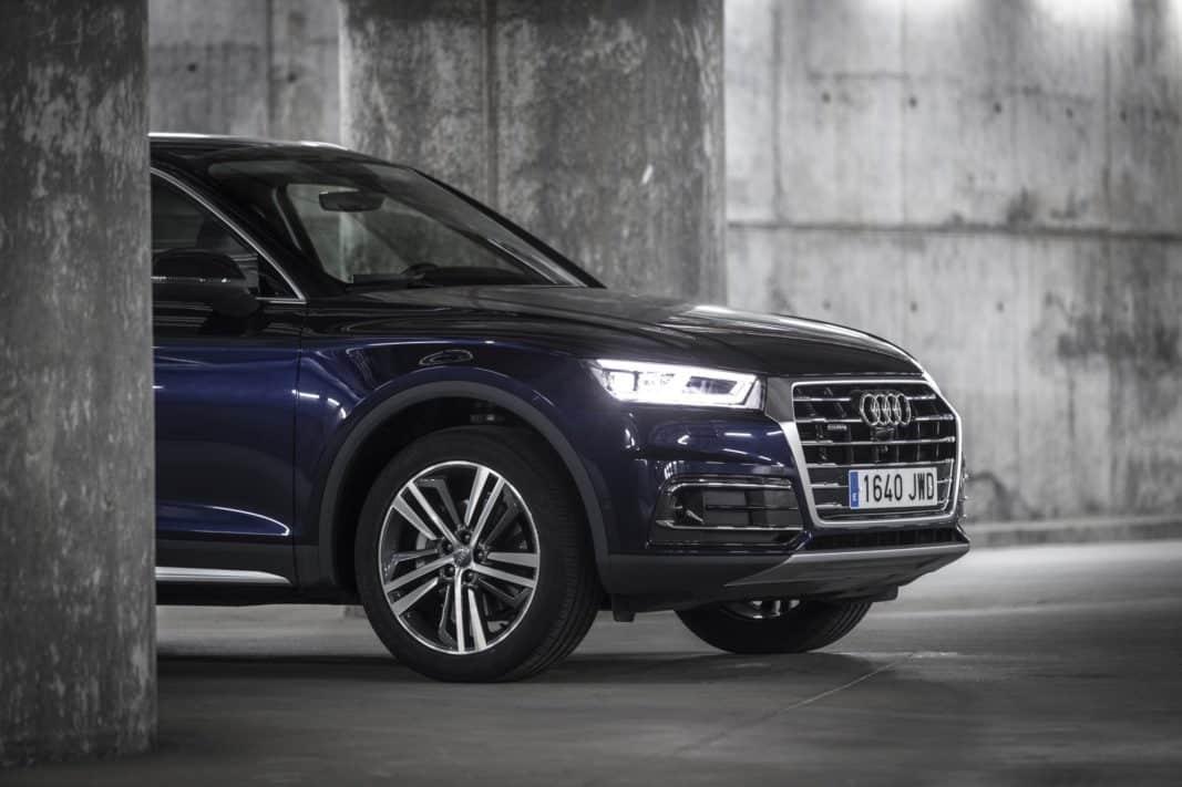 Audi Q5 mild hybrid