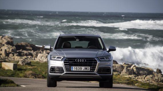 El Q5 más sostenible de Audi: 204CV de potencia muy 'Eco'