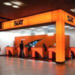Un espacio comercial de Sixt, en Madrid. Fotografía de De Pio