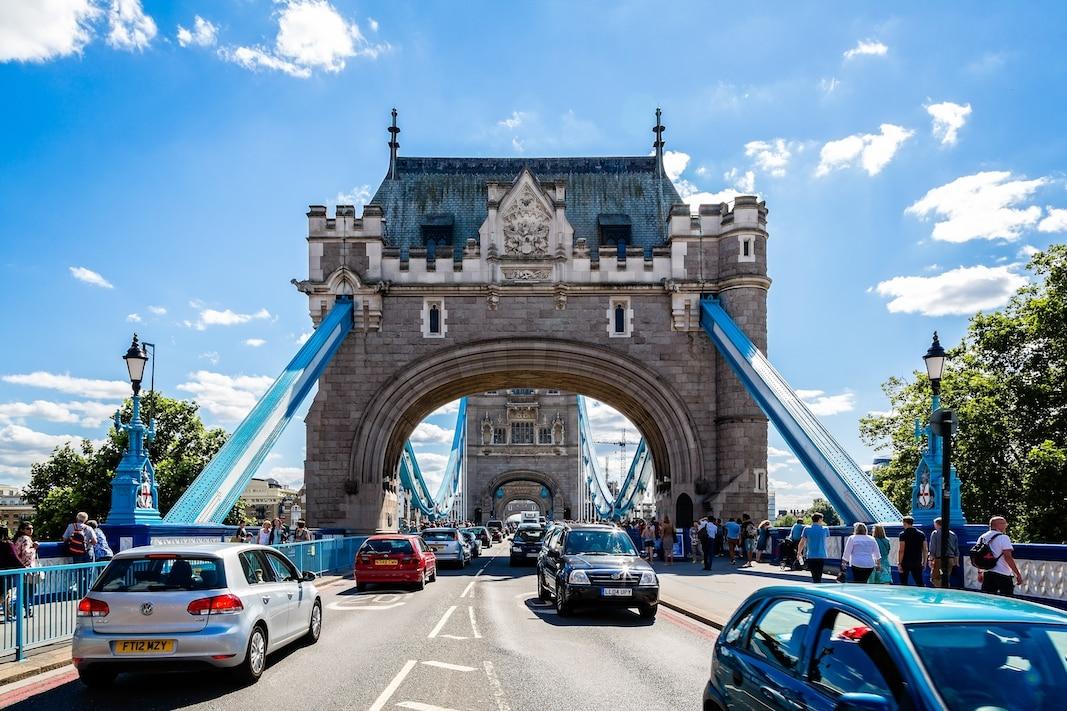 Tower Bridge de Londres. NIGEL JARVIS