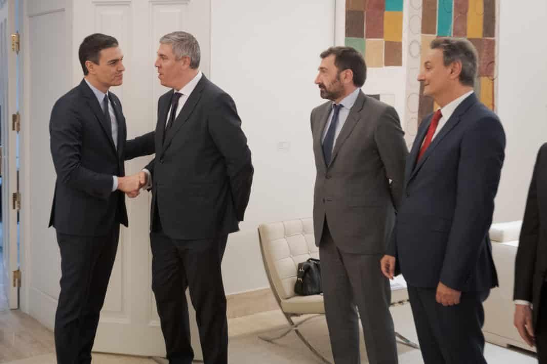 Anfac avisa al Ejecutivo: debe actuar para impulsar el automóvil español