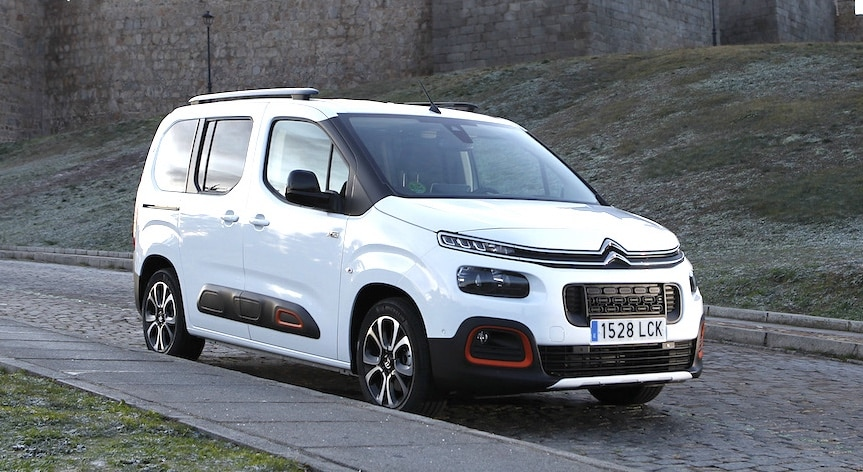 Citroën supera las 200.000 unidades del Berlingo 'made in Spain'