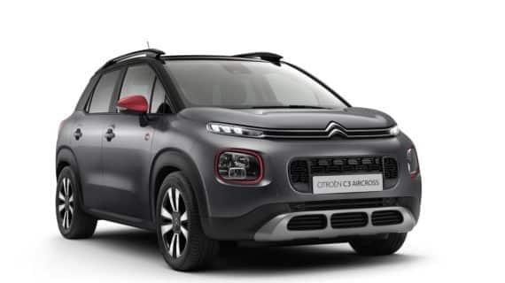 Citroën lanza a mercado una versión especial del SUV C3 Aircross