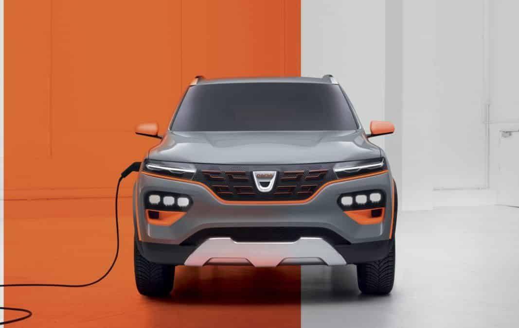 Spring: primer Dacia eléctrico con 230 kilómetros de autonomía