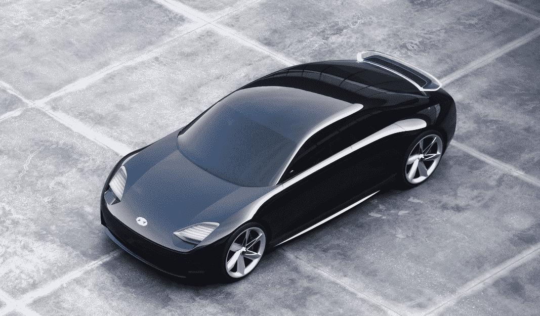 Hyundai 'Prophecy', un ejemplo de coche autónomo para dirigentes