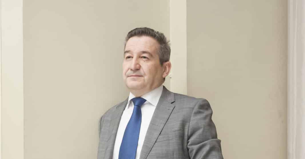Jordi García Lozano es director de Flotas de Nissan. Fotografía de Fernando Arús ©Fleet People