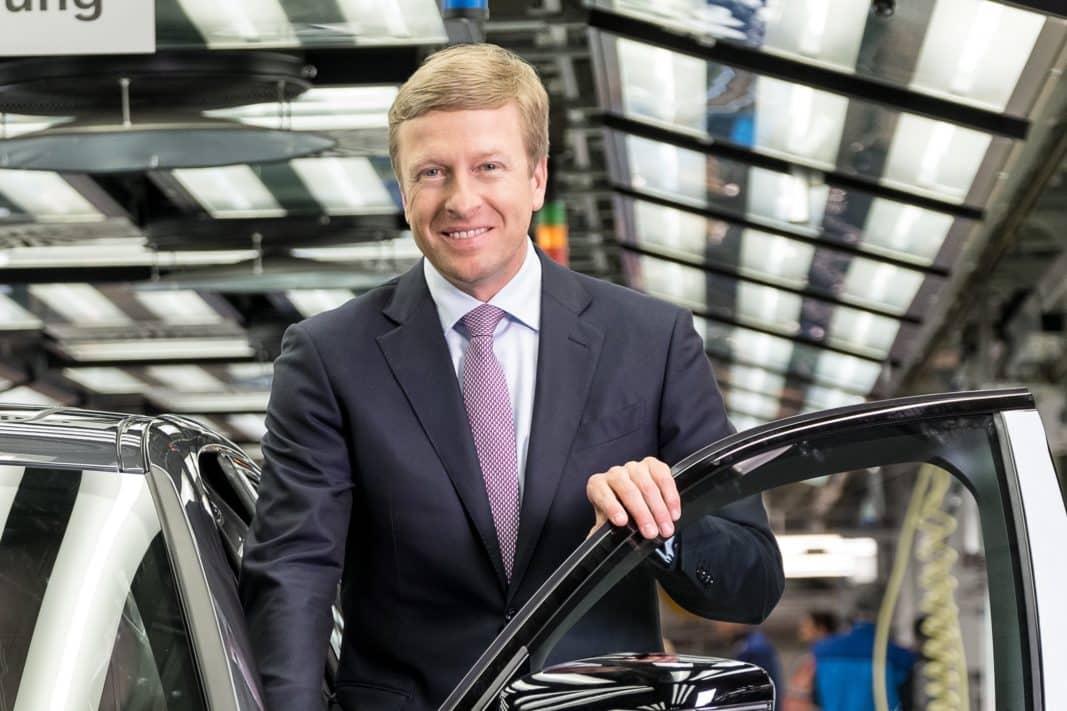 Oliver Zepse es el máximo responsable de BMW. Fotografía de BMW