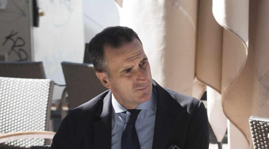 Raúl García es country manager de Leasys en España. Fotografía de Fernando Arús / @Fleet People