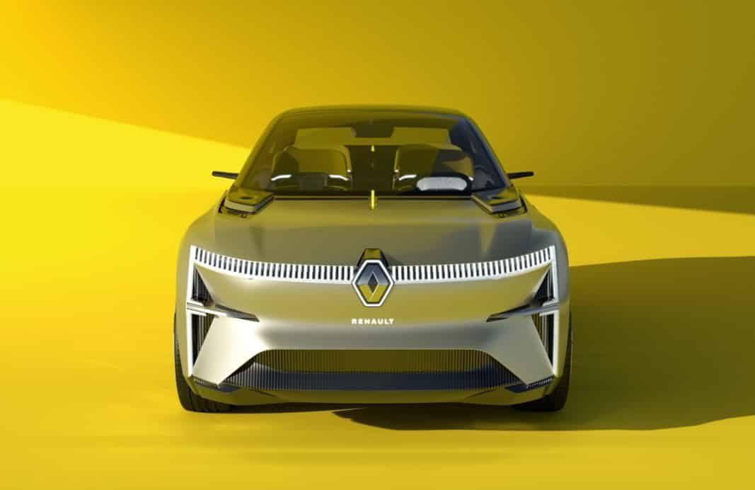 Morphoz: Renault enseña un vehículo con 700 km de autonomía eléctrica