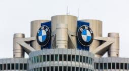 Sede de BMW en Munich. Fotografía de Chris Redan