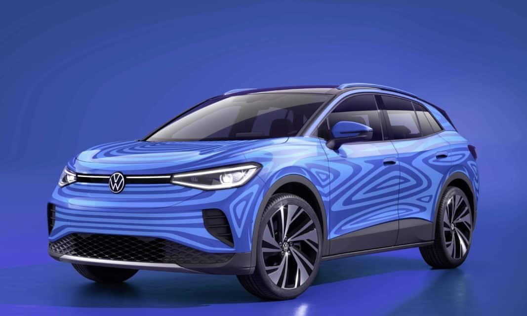 Volkswagen ultima el lanzamiento del SUV eléctrico ID.4