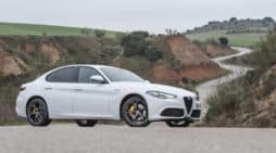 Prueba de Flotas:  Alfa Romeo Giulia 2020, un genuino 'italian stallion'