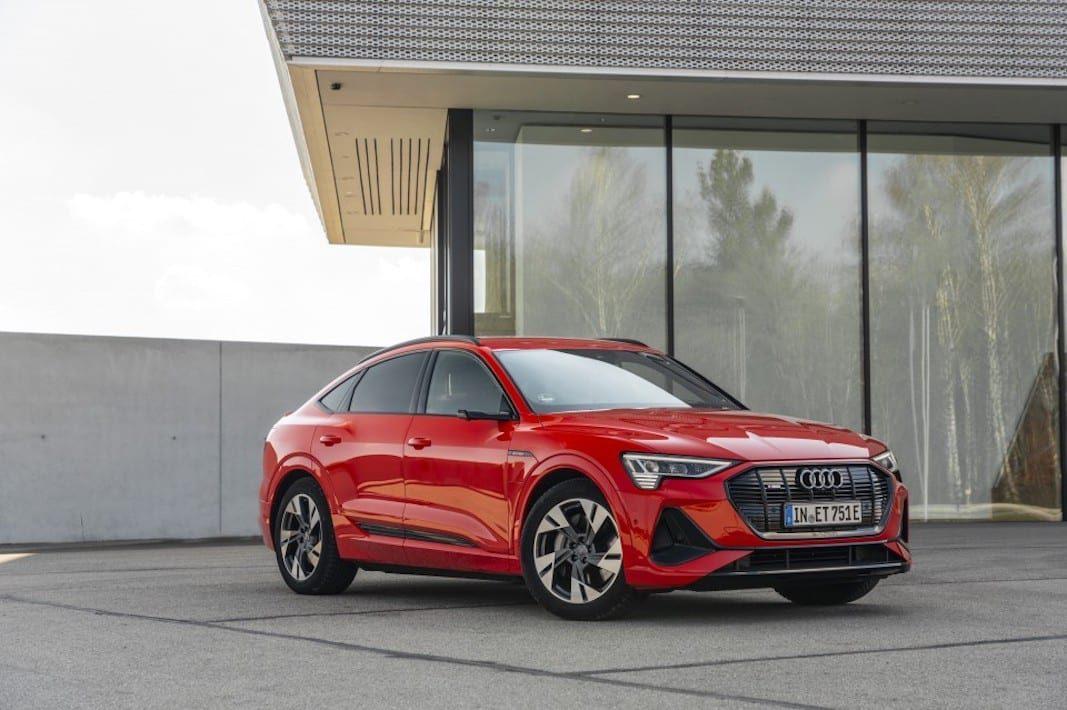 Audi adelanta el e-tron Sportback: 446 kilómetros de autonomía