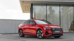 Audi muestra el e-tron Sportback: 446 kilómetros de autonomía