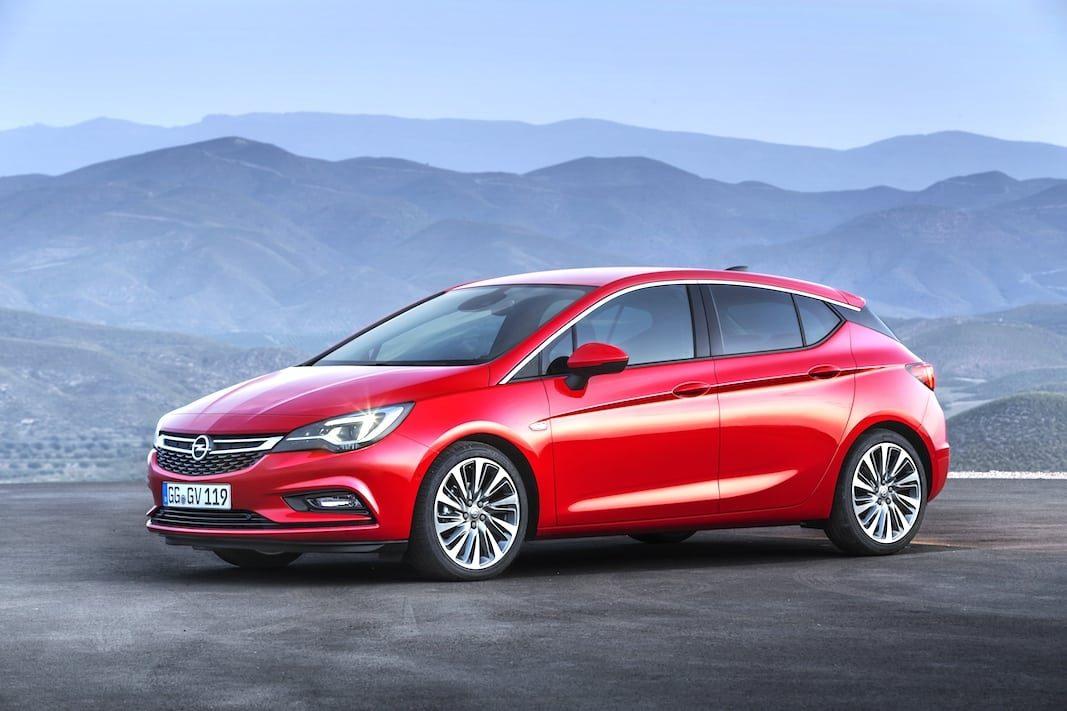 Opel avanza hacia un mayor núcleo de conquista con el nuevo Astra