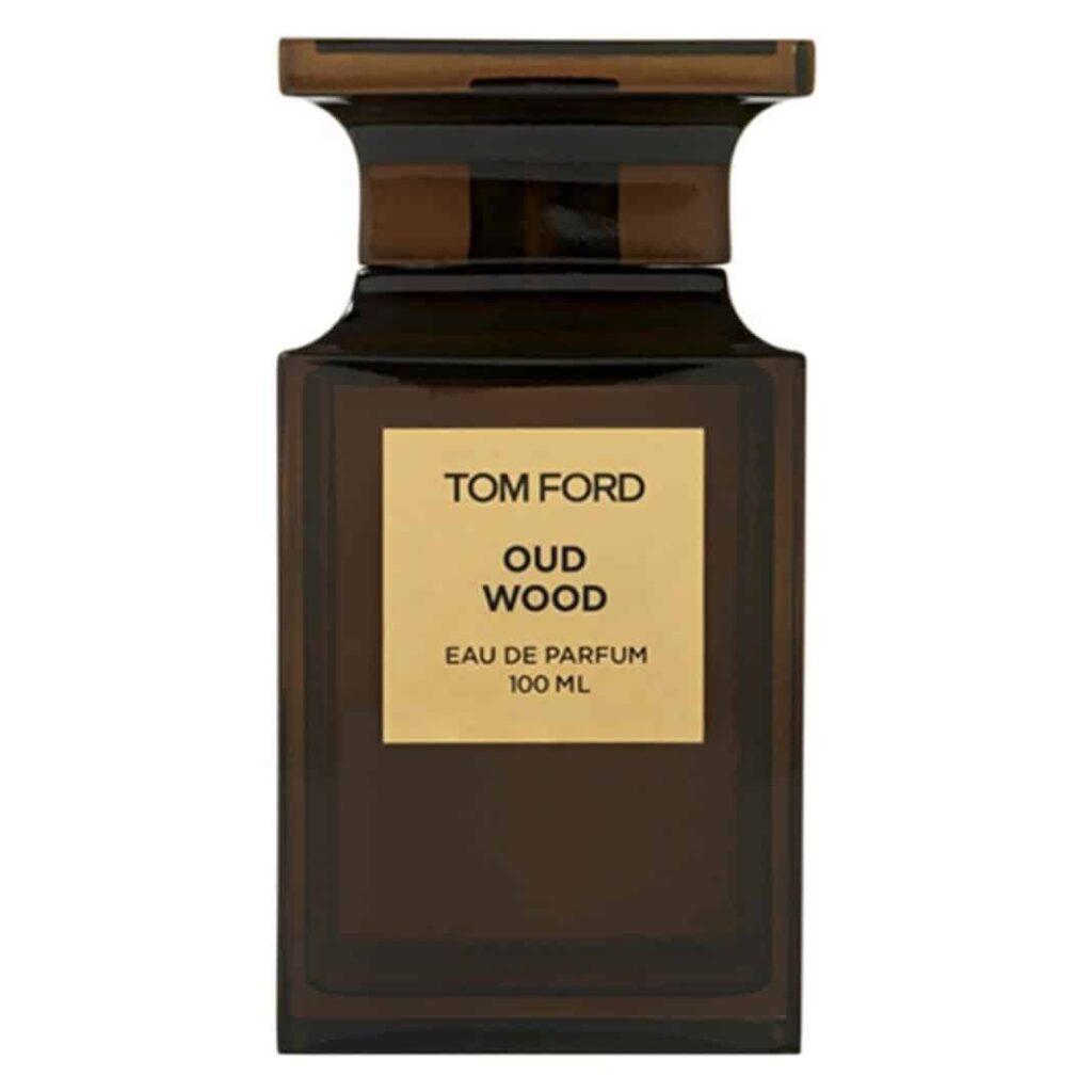 Oud Wood, de Tom Ford. Al diseñador siempre se le han dado mucho mejor los perfumes que los trajes.