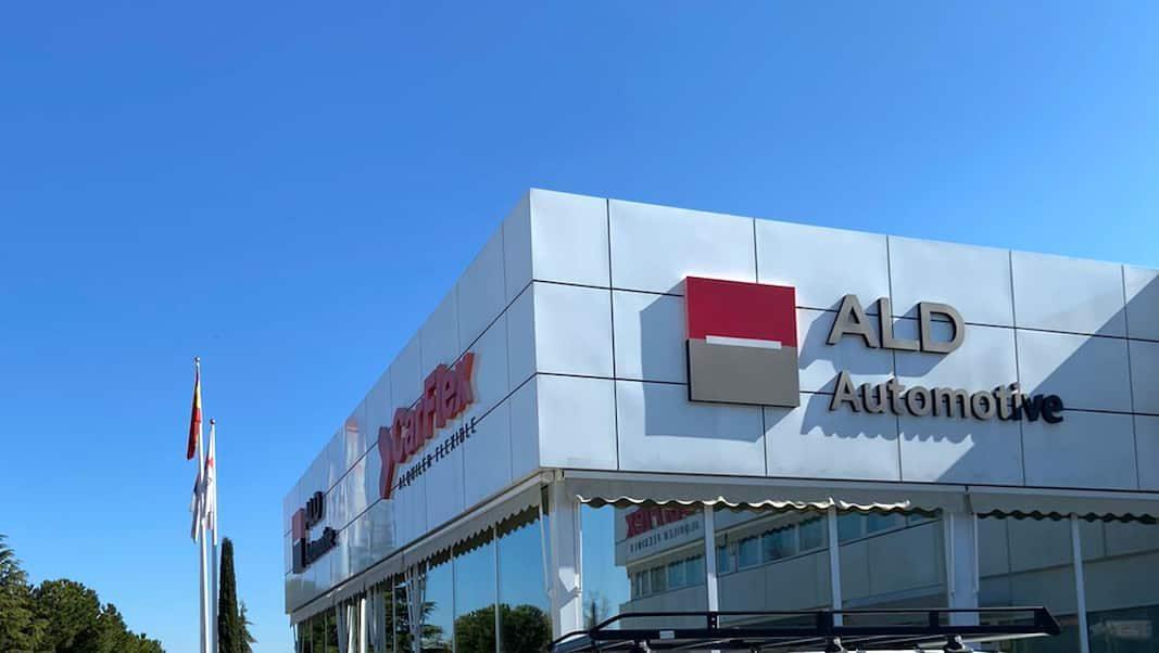 ALD Automotive se anota ganancias por 129 millones hasta marzo, un 4,9% menos