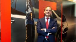 Álvaro Aparicio es director de Flotas y Remarketing de Toyota España. Fotografía de Daniel Santamaría