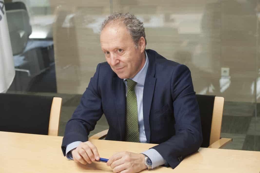 Antonio Cruz es subdirector general de ALD Automotive. Fotografía de Fernando Arús ©Fleet People