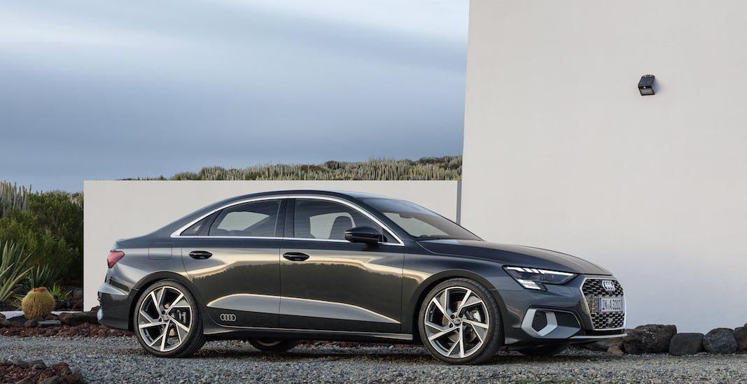 Audi acepta pedidos del nuevo A3 Sedan, más digitalizado y conectado