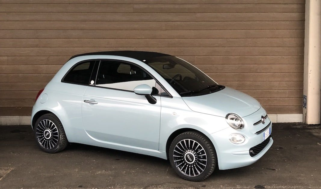 Fiat hibrida Panda y 500 para reducir sus emisiones y seducir a más empresas