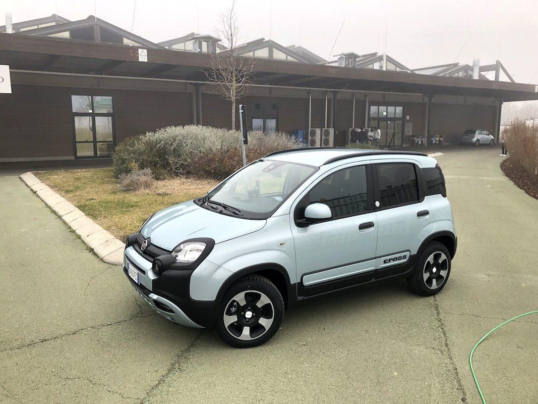 Fiat renueva el Panda, que incluye motores microhíbridos
