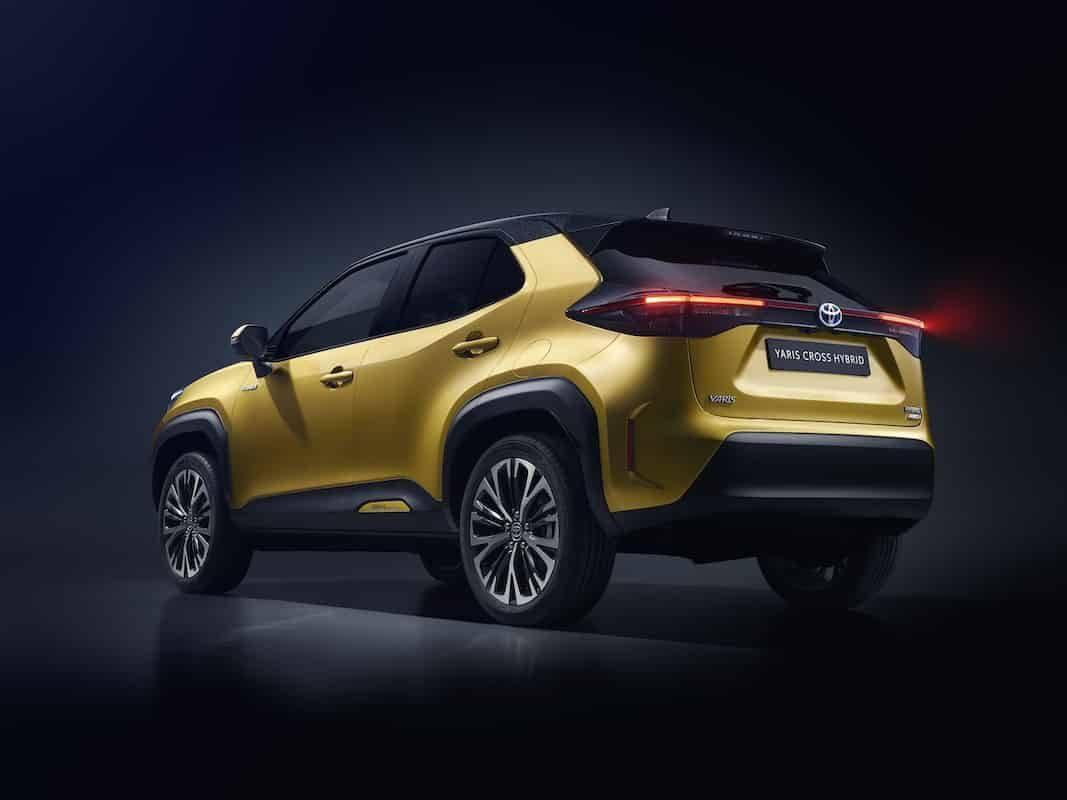 Toyota producirá 500.000 unidades con la base del Yaris en Europa