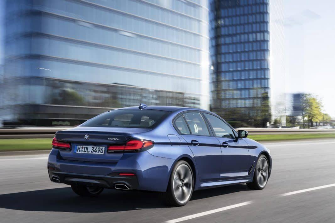 BMW redujo sus ventas un 23% en el primer semestre