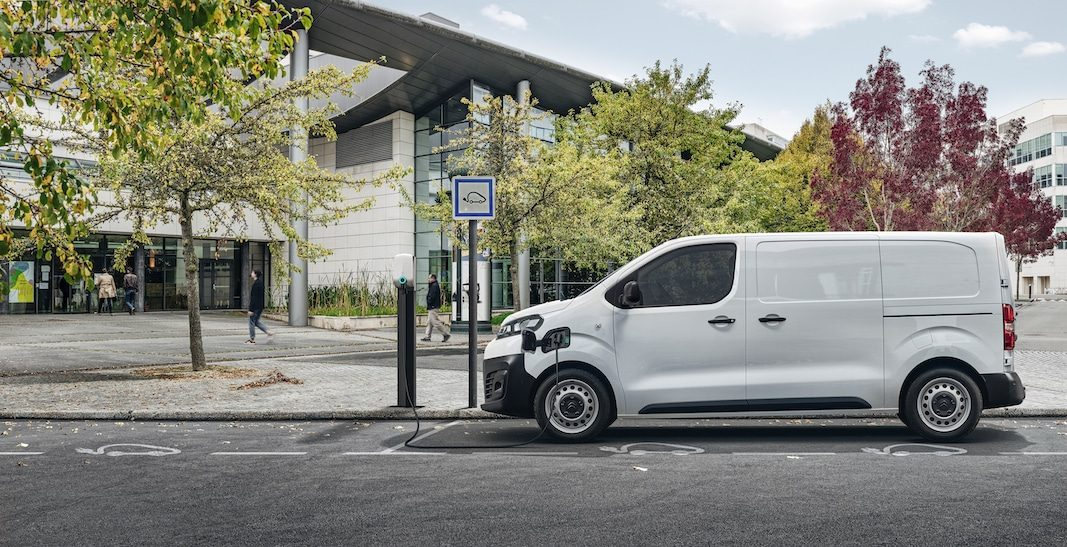 Citroën e-Jumpy: 330 kilómetros para repartir en modo 'verde'
