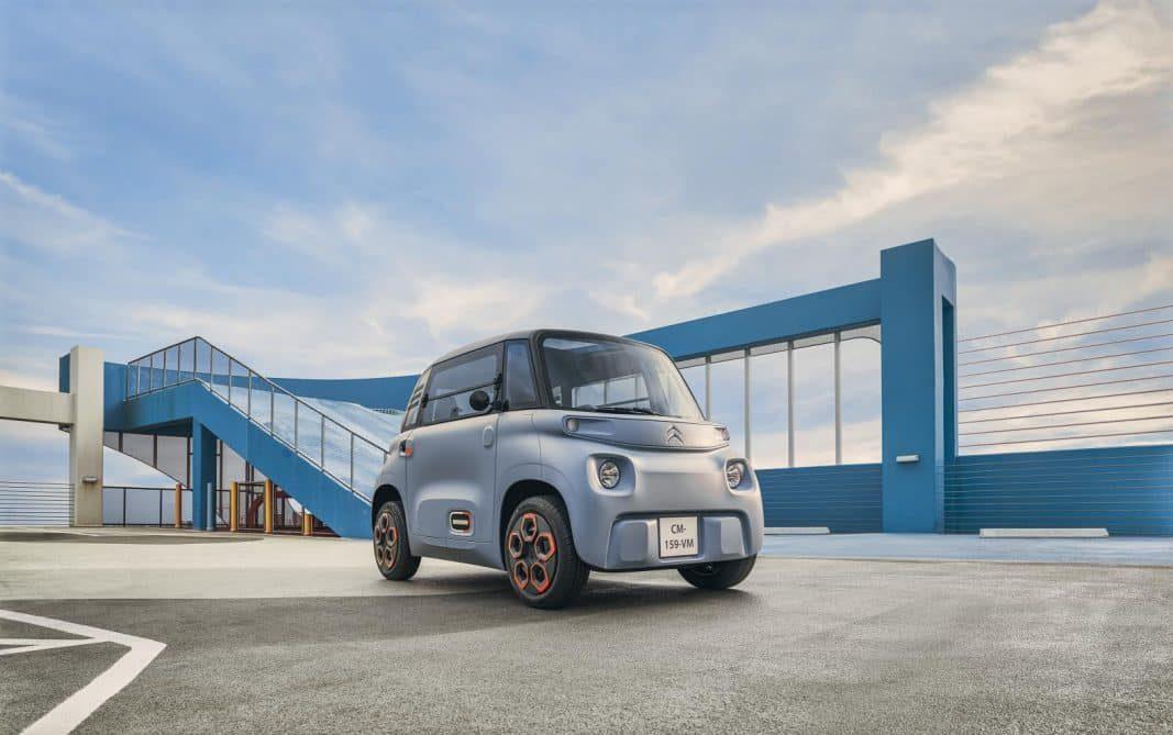 AMI en la puerta de casa: Citroën inicia los preparativos