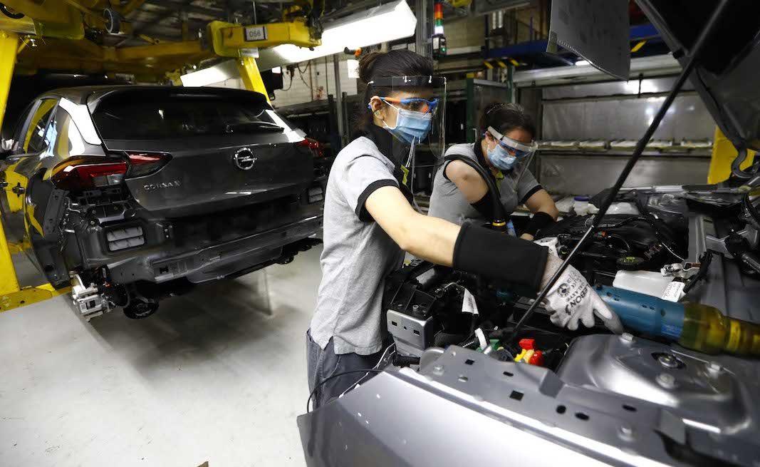 Stellantis fabricará 400.000 vehículos en Figueruelas en 2021