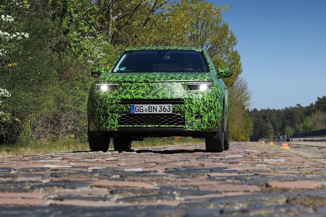 Opel prepara el nuevo Mokka, que será eléctrico (también)